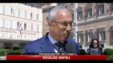 12/05/2011 - Moratti - Pisapia, i commenti di Napoli e Bindi