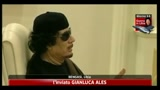 Libia, le immagini di Gheddafi sono autentiche