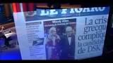 I giornali di Venerdì 13 maggio 2011