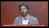 13/05/2011 - Elezioni amministrative, Fico: candidato a Napoli con Movimento 5 stelle