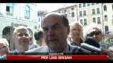 Amministrative, Bersani: ci aspettiamo segnale forte
