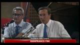 Fini: Bolognesi scelgano candidato non espressione dei partiti