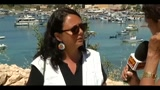 14/05/2011 - Lampedusa, parla Francesca Zuccaro di Medici Senza Frontiere