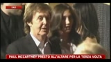 Niente accordo prematrimoniale per McCartney e Shevel