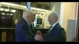 Il Presidente Napolitano in visita in Israele