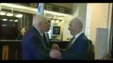 Il Presidente Napolitano in visita in Israele