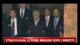 Strauss-Kahn, le prime immagini dopo l'arresto