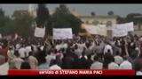 Siria, Benedetto XVI: basta spargimenti di sangue