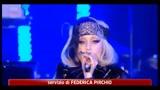British Music Festival, Lady Gaga sul palco con il pancione