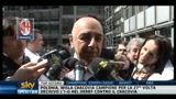 Galliani: da domani si comincia ad incontrare i giocatori in scadenza
