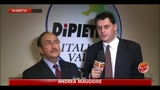 Amministrative 2011, parla Felice Belisario, capogruppo al Senato IDV (ore 17.00)