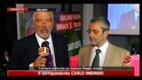 Prime proiezioni Milano- parla Maurizio Baruffi, portavoce di Giuliano Pisapia (ore 17.30)