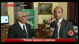 Amministrative 2011 Cagliari, parla il sindaco uscente Emilio Floris (ore 17.30)