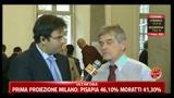 Amministrative 2011 Torino, parla il sindaco uscente Sergio Chiamparino (ore 18)