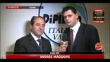Amministrative 2011, parla Antonio Di Pietro ( ore 19)