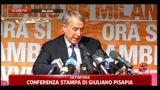 16/05/2011 - Amministrative 2011, Pisapia: piccola corsa per la vittoria (ore 20.30)