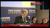 Amministrative Torino, Fassino: sarò sindaco di tutta la città (ore 20)