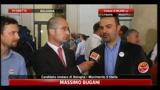 Amministrative Bologna, parlano Massimo Bugani e Giovanni Favia del Movimento 5 stelle (ore 22.00)