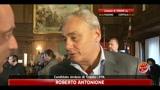 Amministrative Trieste, le dichiarazioni di Antonione e Cosolini (ore 22.30)
