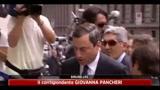 BCE, Draghi indicato alla presidenza del gruppo