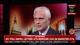 Pisapia - Moratti,  cronaca del sorpasso in 8 minuti