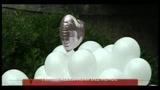 17/05/2011 - Funerali Melania Rea, un lungo applauso all' uscita del feretro