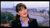 Francia, Carla Bruni  incinta