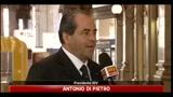 Antonio Di Pietro: alternativa è Idv-Pd-Sel, aperti a moderati