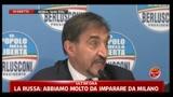Amministrative 2011, La Russa: Pisapia non ha voluto rispondere a nostre domande