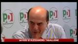 Bersani: vittoria del Pd, me la rido di chi parla di pareggio