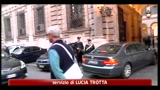 18/05/2011 - Berlusconi: Governo resta saldo, con Lega maggiore condivisione