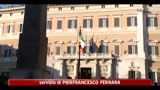 19/05/2011 - Milano, Bossi: non ci faremo trascinare a fondo da PDL