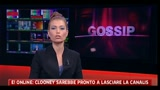 19/05/2011 - E! online: Clooney sarebbe pronto a lasciare la Canalis