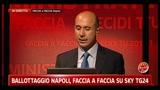 20/05/2011 - 5 - Napoli, Lettieri e de Magistris. Camorra