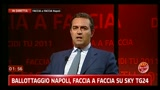 20/05/2011 - 6 - Napoli, faccia a faccia Lettieri e de Magistris