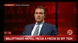 6 - Napoli, faccia a faccia Lettieri e de Magistris