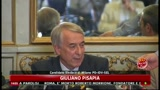 20/05/2011 - Ballottaggio Milano, Pisapia: no a nuovo confronto con Moratti