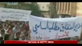 20/05/2011 - Siria, nuove proteste anti regime: decine le vittime