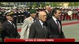 Napolitano: bisogna restare vigili davanti al terrorismo
