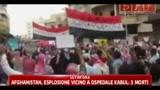 Siria, ancora una giornata di sangue