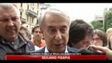 21/05/2011 - Milano, tensione alle stelle. Parlano Pisapia e Moratti