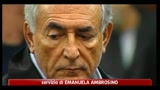 22/05/2011 - Strauss-Kahn, avvocato: si dichiarer innocente e sar assolto
