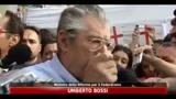 Ministeri a Milano, Bossi: Berlusconi ha dato sua parola