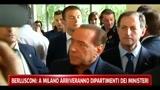 Berlusconi: a Milano arriveranno dipartimenti dei Ministeri