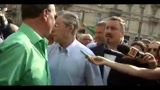 Ballottaggio, tensione e scambio accuse tra Pisapia e Moratti