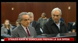 23/05/2011 - Strauss-Kahn ai domiciliari prepara la sua difesa