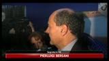 Bersani: premier parla di islam mentre governo non c'è