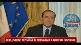 24/05/2011 - Berlusconi, nessuna alternativa a nostro Governo