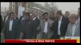 Iran, esplosione in raffineria durante visita Ahmadinejad