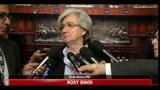 24/05/2011 - Ballottaggi, Bindi: evidente significato politico